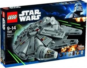 Lego Star Wars 2011 Millennium Falcon 7965