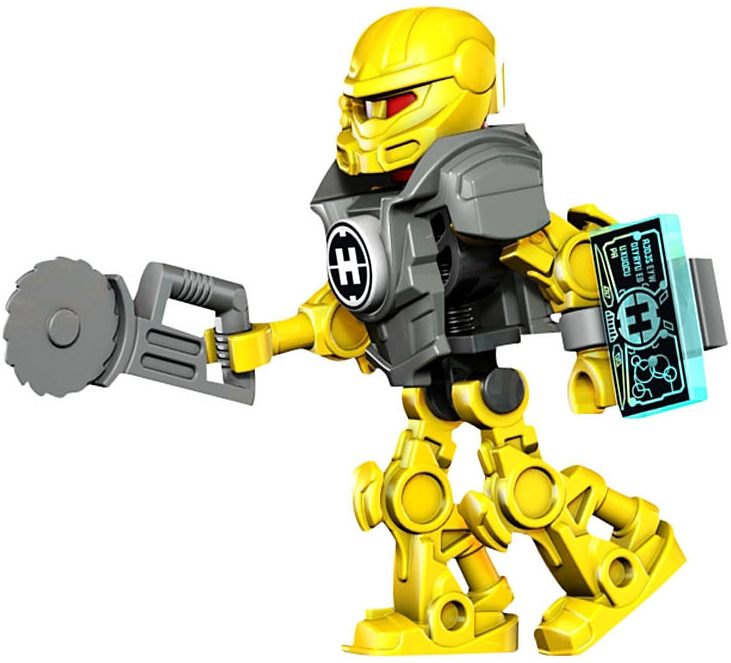 Hero Factory Evo Minifigure