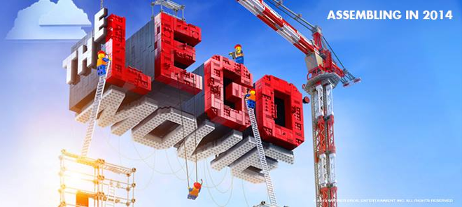 The Lego Movie Logo Building Picture
